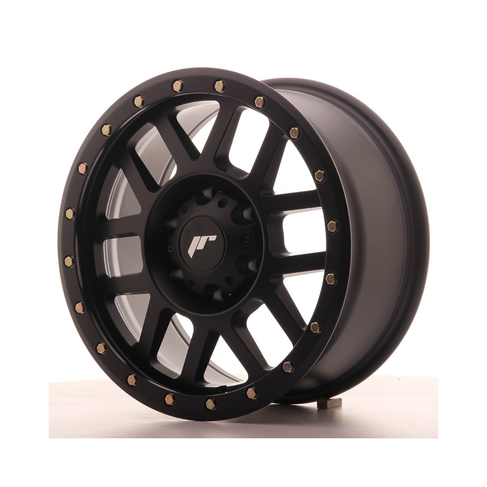 JR Wheels JRX2 17x8 ET20 6x139,7 Matt Black JRX2 17
