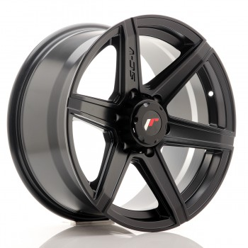 JR Wheels JRX6 18x9 ET25 6x139.7 Matt Black JRX6 18