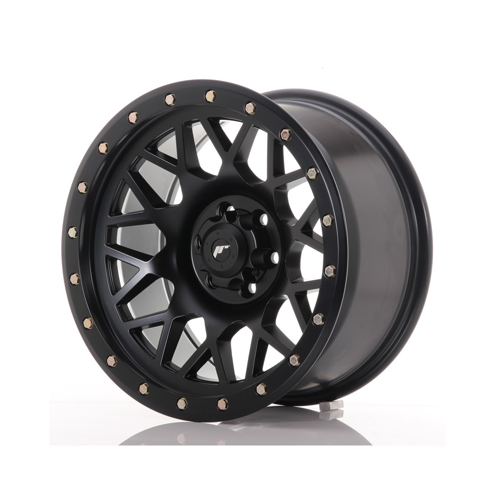 JR Wheels JRX8 17x9 ET0 6x139,7 Matt Black JRX8 17