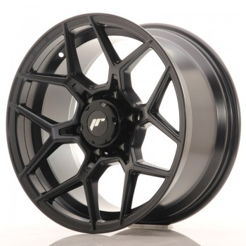 JR Wheels JRX9 18x9 ET18 6x139.7 Matt Black JRX9 18