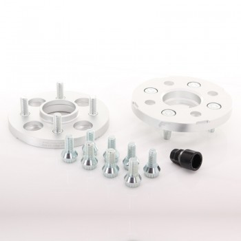 JRWA1 Adapters 15mm 5x120 72,6 72,6 Silver