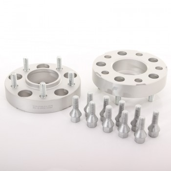 JRWA1 Adapters 30mm 5x120 72,6 72,6 Silver
