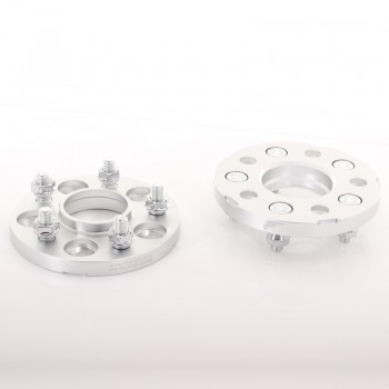 JRWA3 Adapters 15mm 5x114 60,1 60,1 Silver