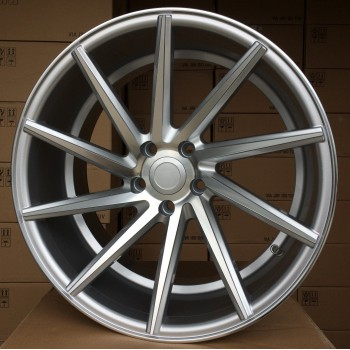 R19X9.5 5X120 ET20 72.6 BY1058 MS (Left Rear) RWR Style Vossen (K7)