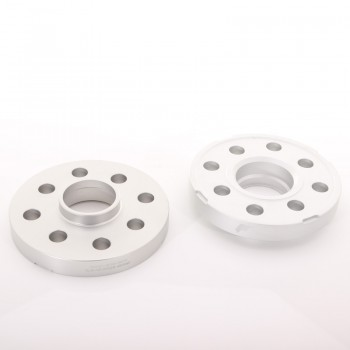 JRWS2 Spacers 20mm 5x100/112 57,1 57,1 Silver