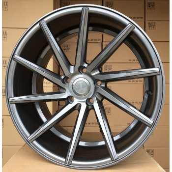 R20X10 5X120 ET40 72.5 BY1058 GLOSS GRAPHITE (Left side) RWR Style Vossen (K5)