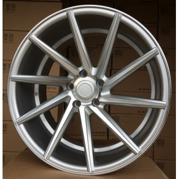 R17X8 5X108 ET35 67.1 BY1059 MS+Powder coating (Right side) RWR Style Vossen (+3eur) (K4+K3)
