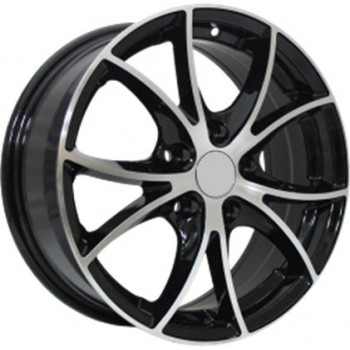 R15X6 5X112 ET39 66.5 RL07 MG Speed Wheels (AKC 40) (N)