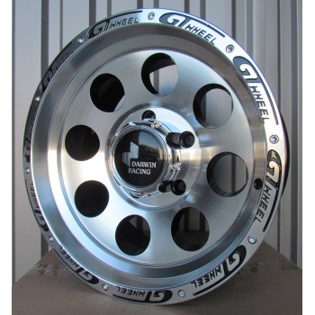 D15X8 6X139.7 ET0 110 BY531 MB RWR (4x4 Price +5eur) (K5)