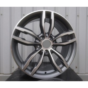B18X8 5X120 ET45 72.6 BK921 MG+Powder coating RWR  BM (+3 eur) (K2)
