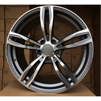 B19X9.5 5X120 ET20 72.6 ZE492 (BY941) MG+Powder Coating (Rear+Front) RWR  BM (+3 eur) (K7)