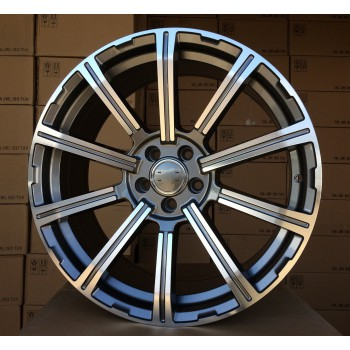A20X9 5X112 ET33 66.45 BY1168 MG RWR  NEW AUD (K4)