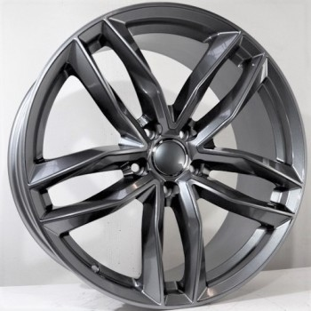 Disks Douglas 9,0X20 5X112 ET35 66,46 Dark Grey