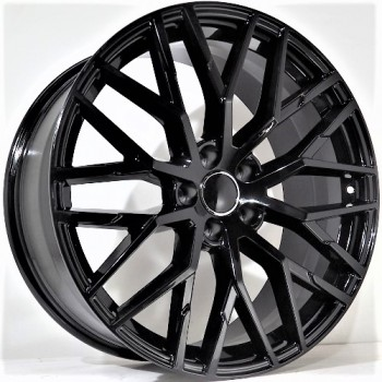 Disks Tores 9,5X21 5X112 ET35 66,46 Black