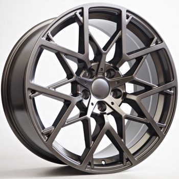 Disks Raven 9,5X20 5X120 ET38 72,56 Dark Grey