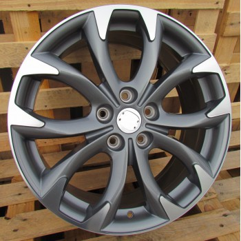 R18X7.5 5X114.3 ET50 67.1 LU1470 (1470187505M) MG+Powder coating RWR  MAZ (+3eur) (K4)