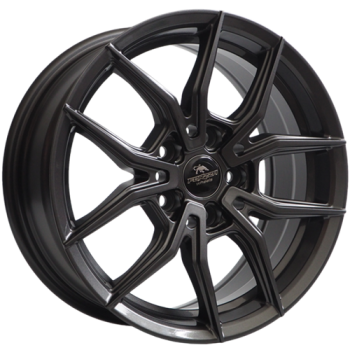 Disks Forzza Orbit 7X16 5X108 ET42 73,1 Gun Metal