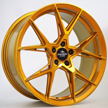 Disks Forzza Oregon 9X20 5X120 ET32 CB72,56 Golden Amber