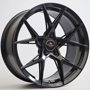 Disks Forzza Oregon 9,5X19 5X120 ET38 CB72,56 Black Magic