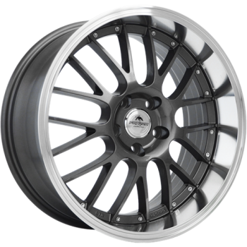 Disks Forzza Reiven Duo 8,5X18 5X112 ET30 66,45 GM/LM