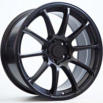 Disks RKW36 8X17 5X114,3 ET35 73,1 Matt Black
