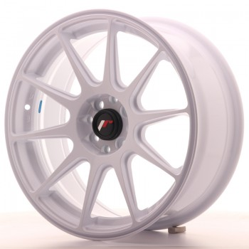 JR Wheels JR11 17x7,25 ET35 5x112/114.3 White JR11 17