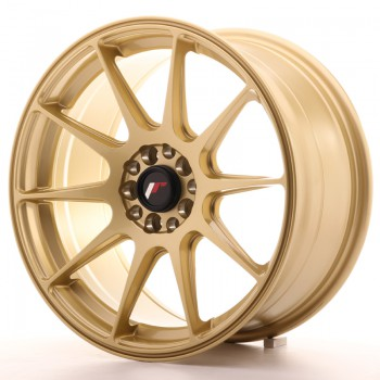 JR Wheels JR11 17x8,25 ET35 5x112/114.3 Gold JR11 17