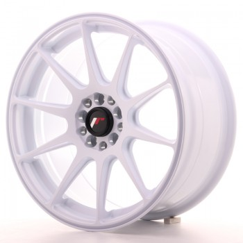 JR Wheels JR11 17x8,25 ET35 5x112/114.3 White JR11 17