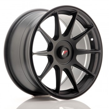JR Wheels JR11 17x8,25 ET35 BLANK Matt Black JR11 17