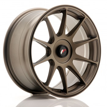 JR Wheels JR11 17x8,25 ET35 BLANK Matt Bronze JR11 17