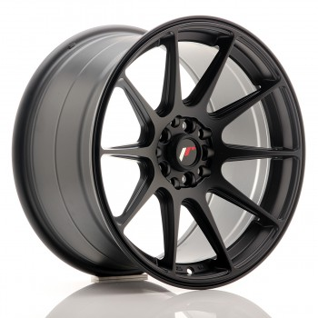 JR Wheels JR11 17x9 ET35 5x100/114 Matt Black JR11 17