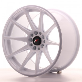 JR Wheels JR11 18x10,5 ET22 5x114/120 White JR11 18