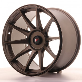 JR Wheels JR11 18x10,5 ET22-25 BLANK Dark Bronze JR11 18