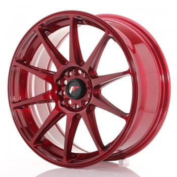 JR Wheels JR11 18x7,5 ET40 5x112/114 Platinum Red JR11 18