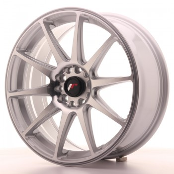 JR Wheels JR11 18x7,5 ET40 5x112/114 Silver Machined Face JR11 18