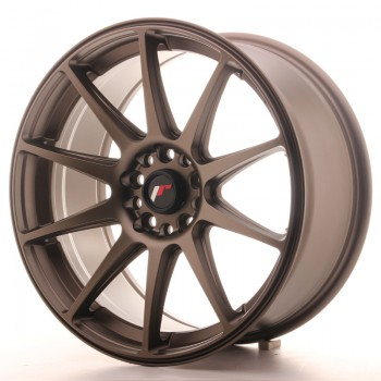 JR Wheels JR11 18x8,5 ET35 5x100/108 Dark Bronze JR11 18
