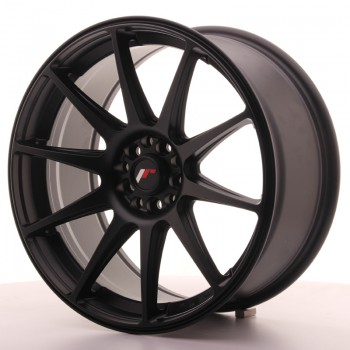 JR Wheels JR11 18x8,5 ET35 5x100/108 Flat Black JR11 18