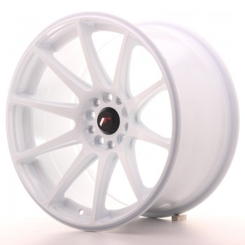 JR Wheels JR11 18x9,5 ET30 5x100/120 White JR11 18