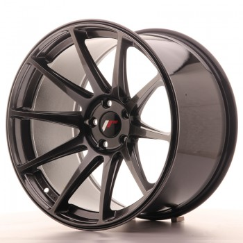 JR Wheels JR11 19x11 ET25 5x112 Hyper Black JR11 19