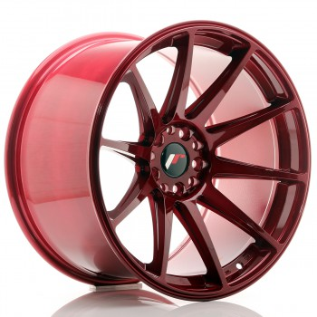 JR Wheels JR11 19x11 ET25 5x114/120 Platinum Red JR11 19
