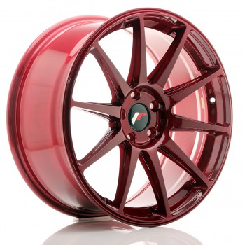 JR Wheels JR11 19x8,5 ET40 5x112 Platinum Red JR11 19
