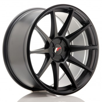 JR Wheels JR11 19x9,5 ET22-35 5H BLANK Matt Black JR11 19