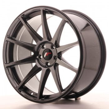 JR Wheels JR11 20x10 ET40 5x120 Hyper Black JR11 20