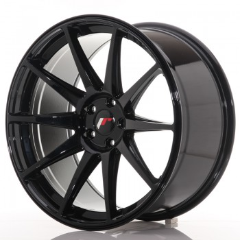 JR Wheels JR11 20x10 ET40 5x112 Gloss Black JR11 20
