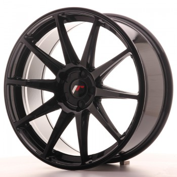 JR Wheels JR11 20x8,5 ET35 5H BLANK Gloss Black JR11 20