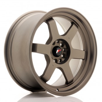 JR Wheels JR12 18x9 ET25 5x114/120 Matt Bronze JR12 18