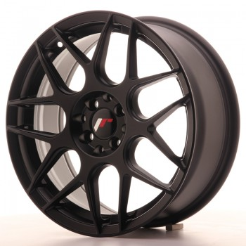 JR Wheels JR18 17x7 ET40 4x100/114 Matt Black JR18 17