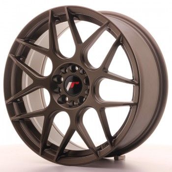 JR Wheels JR18 18x7,5 ET40 5x112/114 Matt Bronze JR18 18