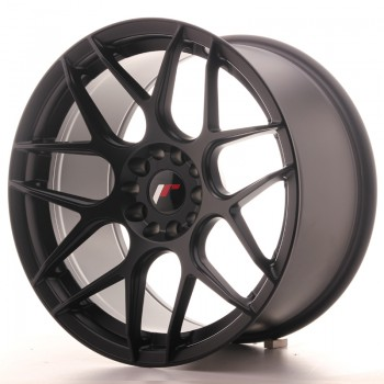 JR Wheels JR18 18x9,5 ET35 5x100/120 Matt Black JR18 18