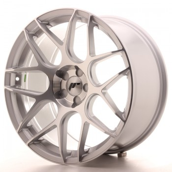 JR Wheels JR18 19x9,5 ET35 5H BLANK Silver Machined Face JR18 19